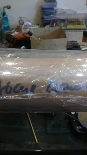 Hank Aaron baseball bat autographed for Sale in Balfour, ND