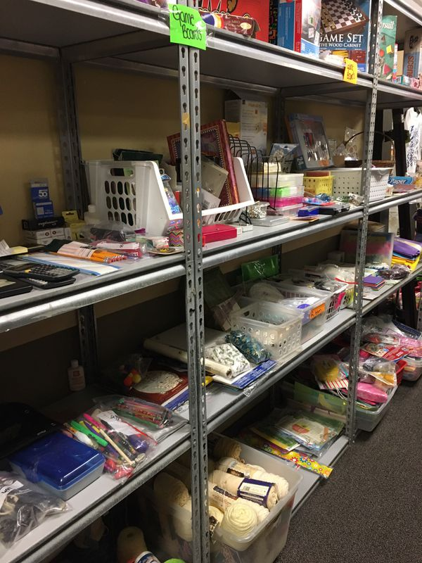 Arts and crafts, scrapbooking, paint, party supplies,