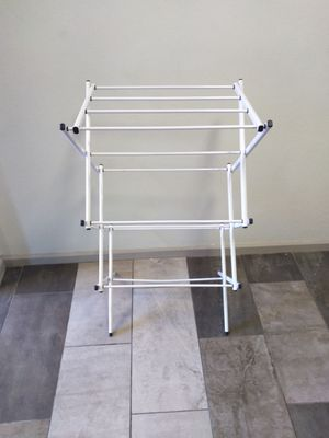 Indoor outdoor folding Clothes rack for Sale in Vestal, NY