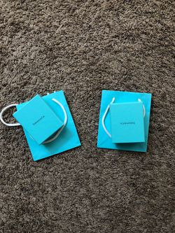 Tiffany box/bags for Sale in Oceanside,  CA