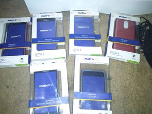 MetroPCS Samsung and Galaxy phone cases for Sale in Covington, GA