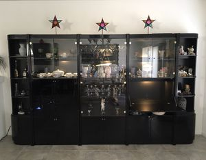 Wall Display Units (free standing) (contents not included) for Sale in Las Vegas, NV