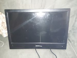 Flat screen would be a good TV for your shed or man cave/work area or something like this works perfect for Sale in Denver, CO