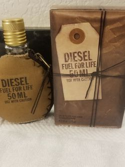 "BRAND NEW!! MEN'S DIESEL ""FUEL FOR LIFE"" COLOGNE for Sale in Cedar Park,  TX"