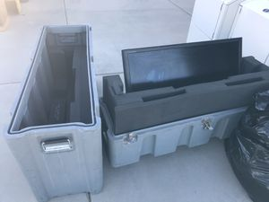 LG monitor and SKB case for Sale in Hesperia, CA