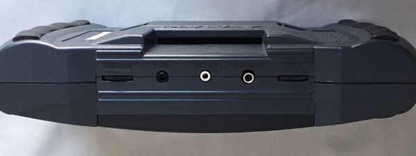Atari Lynx II Portable Game Console Recapped