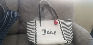 Juicy Couture Cabana Tote for Sale in Corona, CA