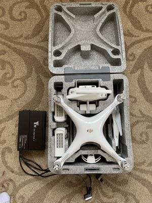 Phantom 4 Drone with extras for Sale in Olympia, WA