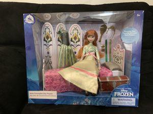 $25/Frozen Anna doll set, Disney Mulan doll set , snap-it Elsa/snap-it Ellena $7, Singing Cinderella and Jasmin Doll $15, Moana with boat $10 for Sale in Miami, FL