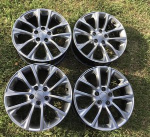 "2019 jeep Cherokee wheels 17"" for Sale in Katy, TX"