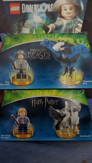 Lego dimensions Harry Potter / fantastic beasts for Sale in Garden Grove, CA