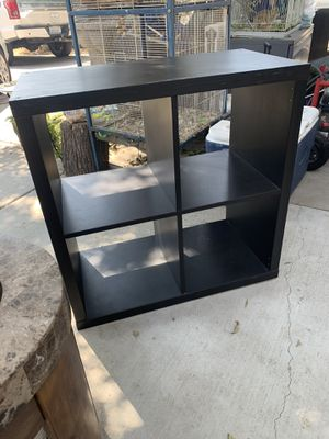 Black 4 Cube Organizer for Sale in Colton, CA