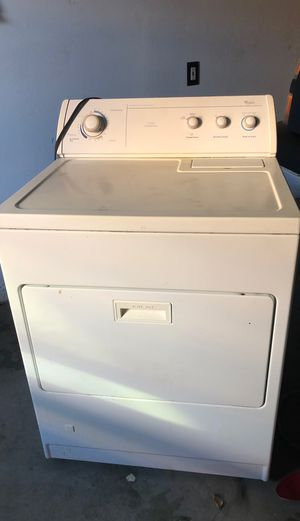 Gas dryer for Sale in Moreno Valley, CA