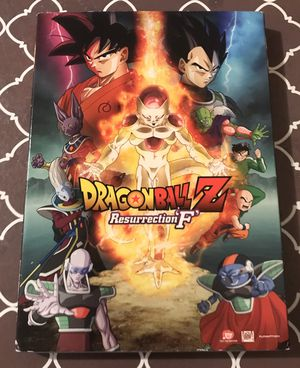 Dragonball Z: Resurrection F for Sale in Laureldale, PA