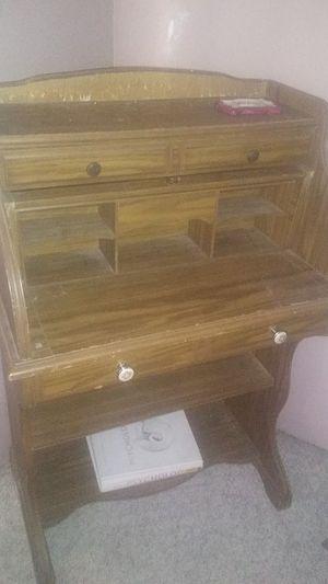 Mini rolltop desk for Sale in Peshastin, WA