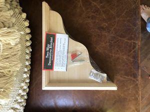 Wooden decorative brackets for Sale in Visalia, CA