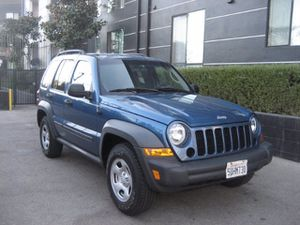 2006 Jeep Liberty for Sale in Los Angeles, CA