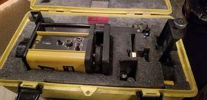 Lci 531 laser leval with case for Sale in Boulder City, NV