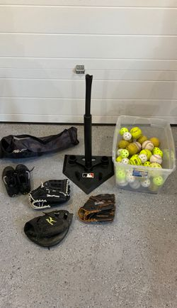 Softball equipment. for Sale in Portland,  OR