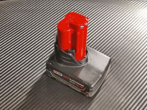 Milwaukee M12 red lithium xc 4.0 power tool battery for Sale in Southington, CT