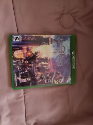 Kingdom hearts 3 for xbox for Sale in San Antonio, TX