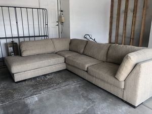Sectional couch must pick up for Sale in Arvada, CO
