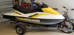 2007 SEA-DOO GTI SE 155 and Trailer for Sale in Tampa, FL