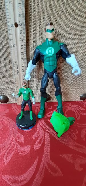 $5 D.C. Comics Green Lantern Toys for Sale in Hemet, CA