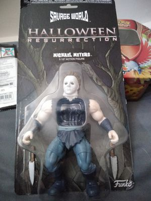 Halloween horror action figure for Sale in Hartford, CT