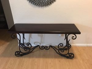 Pier 1 Imports Console Table for Sale in Oakley, CA