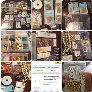 Jewelry making supplies for Sale in Monroeville, PA