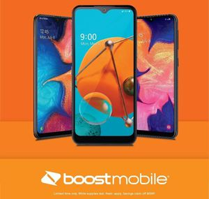 FREE PHONES. BEST DEALS ONLY WITH BOOST MOBILE for Sale in Hollywood, FL