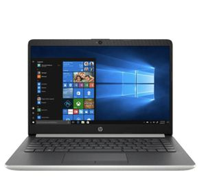 """HP - 14"""" Laptop - Intel Pentium Gold - 4GB Memory - 128GB Solid State Drive - Ash Silver Keyboard Frame for Sale in Huntington Park, CA"""