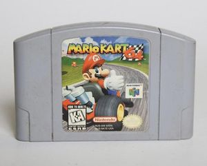 Nintendo 64 game Mario Kart for Sale in Lowellville, OH