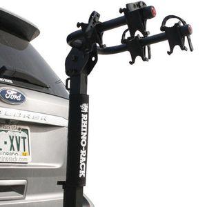 Rhino Rack RBC045 2 Bike Hitch Mount Bike Carrier for Sale in Warren, MI