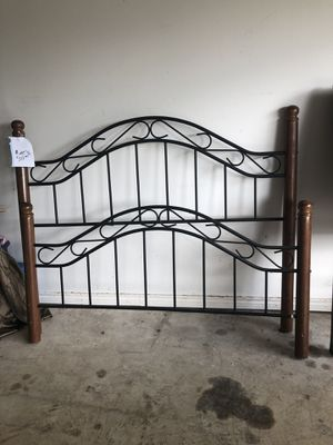 Head and foot board only queen for Sale in Huntsville, TX