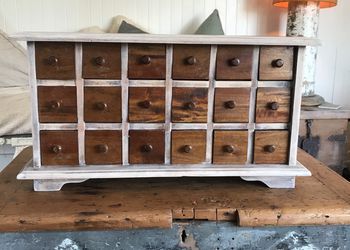 Vintage Apothecary Cabinet for Sale in Montara,  CA