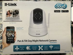 D-Link Pan & Tilt Day/Night Network Camera for Sale in Stockton, CA