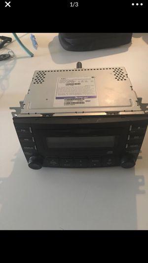 Hyundai Factory Radio CD Player Single Disk AM FM Radio for Sale in Scottsdale, AZ