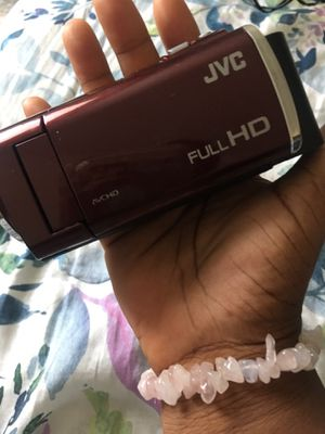 JVC HD Camcorder for Sale in Sandy Springs, GA