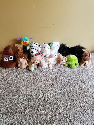 Stuffed Animals Bundle for Sale in Minneapolis, MN