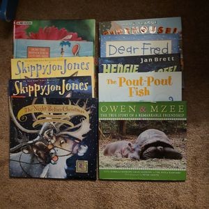 10 Kids Books Hard Cover for Sale in Morrisville, PA