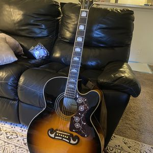 Epiphone Acoustic/Electric guitar for Sale in La Habra, CA