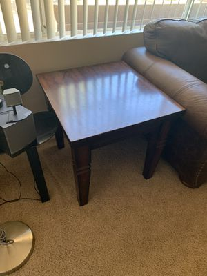 Table and lamp set for Sale in Scottsdale, AZ
