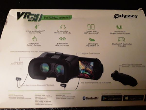 Odyssey VR3D PRO ELITE