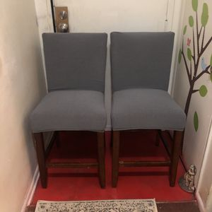 Counter height bar chairs for Sale in Alexandria, VA