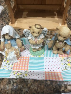 Cherished teddies These sold for 65 for Sale in Chula Vista, CA