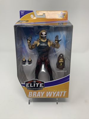 "Bray Wyatt ""The Fiend"" WWE Elite Series 77 Action Figure (Brand New) for Sale in Washington, DC"