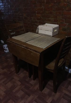 """2 chair kitchen table """"NO DELIVERY"""" for Sale in Philadelphia, PA"""