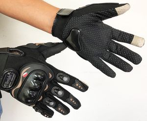 (New in box) $10 per pair Motorcycle Screen Touch Anti Slide Full Finger Gloves 3 Sizes (M, L, XL) for Sale in Whittier, CA